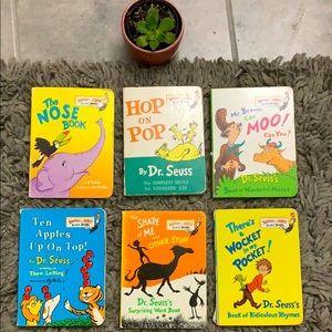 HP! 🥳 Dr . Suess Pocket size Kids books